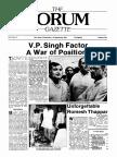 The Forum Gazette Vol. 2 No. 17 September 5-19, 1987