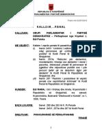 KALLZIM PENAL PER EDI RAMEN - 80000 $