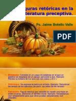 Figuras retóricas en la literatura preceptiva. Jaime Botello Valle