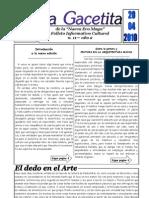 La gacetita Nº 11 - PDF