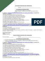 Guía de Trabajo Laboratorio de Computación Medios de Comunicación