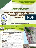 ACR Humedales de Ventanilla