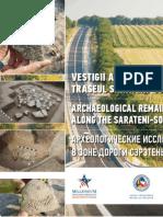 Vestigii arheologice pe traseul Sărăteni Soroca
