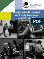 Informe Represion 2016 Jun25