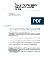 BASIC TOOLS FOR TOLERANCE ANALYSIS OF MECHANICAL ASSEMBLIES