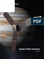 Juno LorNASA JPL Jupiter Orbital Insertion Press Kites