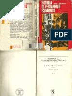 Historia do Pensamento Econômico -  Hunt & Sherman.pdf