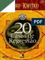 20 Casos de Regressão - Mauro Kwitko