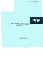 20031001 Competency Standards of the Capital Markets