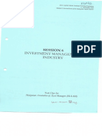 20031008 Session 6 Investment Management Industry