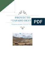Tapado Oeste
