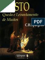 Cristo queda e levantamento de muitos - Spurgion.pdf