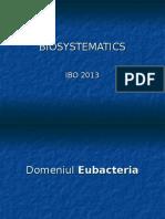 Biosistematica