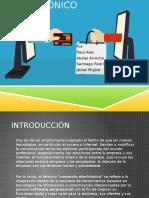 Proyecto #4 Herramientas Tecnologicas