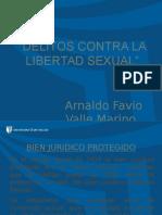 DELITOS CONTRA LA LIBERTAD SEXUAL.odp