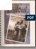 Fallout Brotherhood of Steel 2 game designs