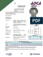 Steam Injectors - SI125-SI140 (DN25 & 40)
