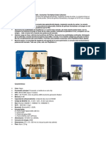 Consola PlayStation 4 911e4aca2e0a