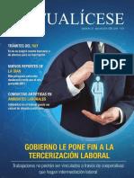 Revista Actualicese No56 Mayo 2016 Vs