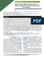 Design Novel CMOL Architecture in Terabit-scale Nano Electronic Memories Technology