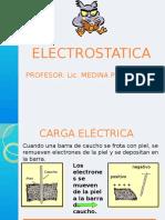 FUERZA ELECTRICA  SEM. 01 -  2015.pptx