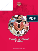 Perinatal Care Manual 3rd Edition (2013)