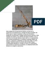 Este Método de Compactación Estática Se Basa en La Inyección en El Terreno de Un Mortero de Baja Movilidad
