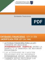 Unidad 18 - Entidades Financieras