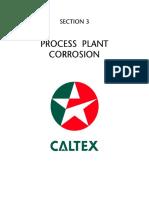 Caltex Process Plant Corrosion