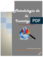 La Metodología de La Investigación