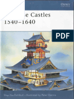Osprey - Fortress 005 - Japanese Castles 1540-1640