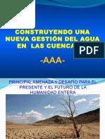 Modelo de Gestion en Cuencas 2016