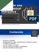 Presentacion Micro Central Hidraulica