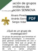 Conformación de grupos y semilleros de investigación SENNOVA.pptx