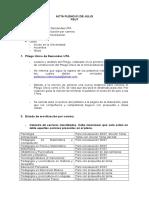 Acta Pleno 01 de Julio