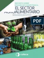 Competencia Sector Agroalimentarioi