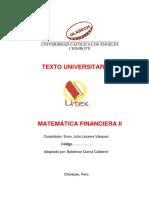 Texto Matematica Financiera II