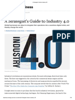A Strategist's Guide to Industry 4