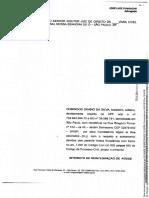 Ação de Interdito em Reintegração de Imovel.PDF