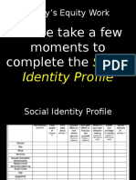 racial identity pd