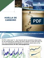 Huella de Carbono Deuman 2015