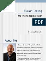 FusionTesting-MaximizingTestExecution.ppt