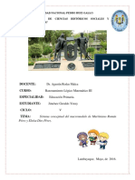 8) Sistema Conceptual Del Macromodelo de Martiniano Román Pérez y Eloísa Diez Pérez