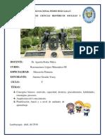 3) Resumen de Diseños Curriculares Del Aula . Un Modelo de Planificación Como Aprendizaje Enseñanza