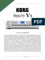 Trinity v 3 Information