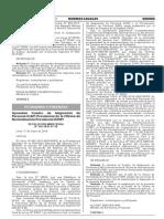 NL20160513e RM 151-2016-EF53 Normas Complem. Para Aplic. Del Reglam. de Compensac. de La Ley 30057, Ley Del Servicio Civil