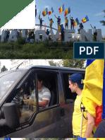 Caravana Unirii Ialoveni 2016