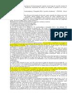 Jurisprudencia - Prórroga Del Contrato Social Sin Inscripción