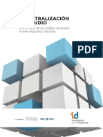 Descentralización UV