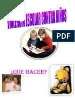 VIOLENCIA ESCOLAR[1]
